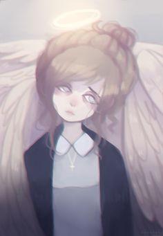 Seraph by PastelCannibal