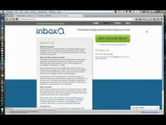 InboxQ: Find people asking questions  about things you know on Twitter.