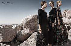 Craig McDean + Valentino Spring/Summer 2014 Campaign