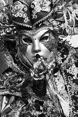 Yuri Santin - Venetian mask
