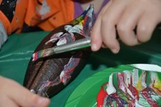 Nature for Kids: Painting Seed Pods | Wildlife Fun 4 Kids