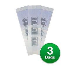 EnviroCare Replacement Bags for Dirt Devil Swivel Glide Vacuum models (1pk)