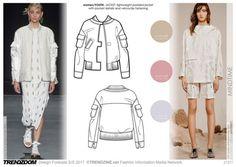 #Trendzine SS17 #trends on #WeConnectFashion. Mindtime mood, Women's apparel