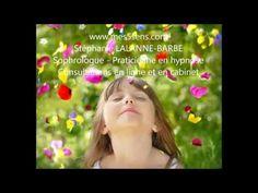 Séance de sophrologie pour les enfants pour bien s'endormir et passer une nuit paisible - YouTube
