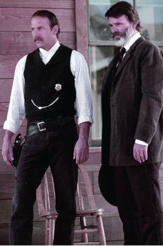 Wyatt Earp --  Kevin Costner
