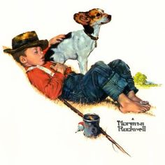 Google Image Result for http://arenacreative.com/blog/wp-content/uploads/2010/01/Norman-Rockwell-fishing.jpg