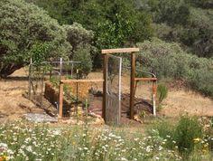 Hay Bale Gardening Technique | Creating a straw bale garden | Flea Market Gardening