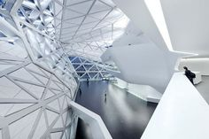 Five Architecture Projects for China by Zaha Hadid Architects » Yanko Design