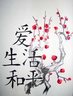Love cherry blossom