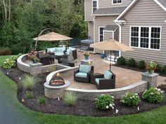 Beautiful Backyard And Frontyard Landscaping Ideas 93