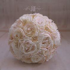 #bazsarózsa #pünkösdirózsa #rózsa #rosegold #ékszercsokor #brosscsokor Candle Holders, Candles, Wedding, Valentines Day Weddings, Porta Velas, Candy, Candle Sticks, Weddings, Marriage