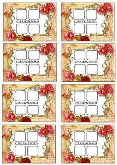 Cartão para adesivos de unhas Picsart, Iris, Manicure, Lily, Nail Art, Frame, How To Make, Nail Stickers, Card Templates