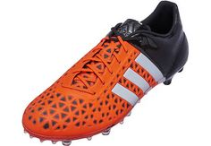 92197222d adidas Ace 15.1 FG AG - Solar Orange   White - SoccerPro.com