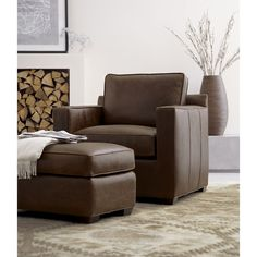 Lowell Leather Club Swivel Chair | Andover | Pinterest | Swivel chair
