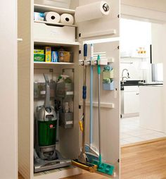 Creative pull out kitchen storage