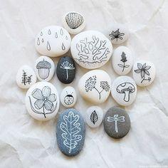 图片 Rock painting.