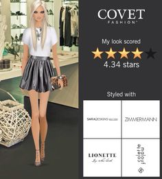 ✨Covet Fashion  Event/Theme: Uptown Class✨
