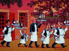 Wine Service (Michael Stockdale)