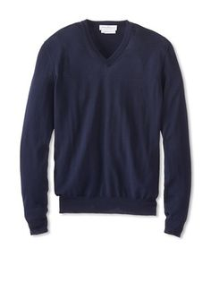 47% OFF Salvatore Ferragamo Men's V-Neck Sweater