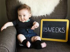 Bubby and Bean ::: Living Creatively: 18 Weeks of Essley
