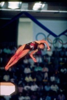 All About Olympic Diving