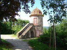 Eschwege Turm im Schlossgarten