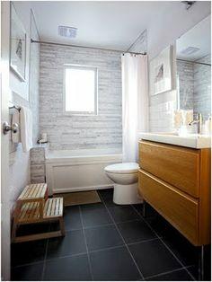Not bad for an Ikea bathroom..
