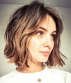 52 Sexy Long Bob Hairstyles You Should Try - Hairstyles Trends Bob Haircut For Fine Hair, Bob Hairstyles For Fine Hair, Messy Hairstyles, Female Hairstyles, Fringe Bob Haircut, Short Haircut Thick Hair, Bobs For Fine Hair, Straight Bob Haircut, Haircut Medium