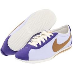 Nike - Lady Cortez Nylon (Palest Purple/Pure Purple/Sail/Pure Shale) - Footwear   www.findbuy.co