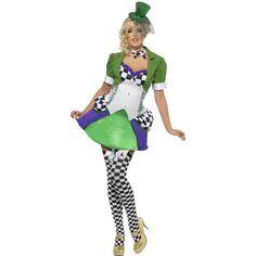Fever Miss Hatter Costume