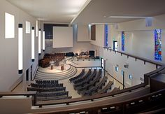 These Religious Architecture Award Winners Evoke The Sacred In Unconventional Ways:  First Presbyterian Church of Burbank, Burbank, CA.