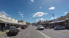 Video 589 Beechworth and Billson's Brewery U Turn, Dashcam, Brewery, Melbourne, Street View, Victoria, Australia, Explore, Travel