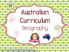 A collection of resources to support teaching of Australian Curriculum - Geography #australiancuriculum #greatbarrierreef #uluru #acara #geography  #Sydney #Australia #tpt #sarahanne #indigenous #aboriginal #torresstraightislander #Canberra