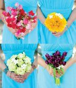 Wedding Flower Trend: Use Your Birth-Month Blooms