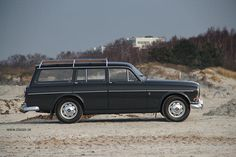 Volvo Amazon Combi. Oldtimer. (9)