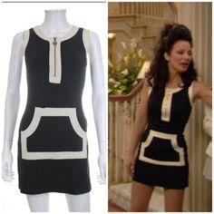 What Fran Wore: Moschino Couture Dress 90s Fashion, High Fashion, Fashion Outfits, Fran Fine Outfits, Nanny Outfit, Her Style, Cool Style, College Attire, Beautiful Outfits