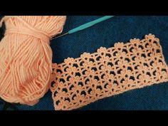 Crochet Video, Diy Crochet, Knit Vest Pattern, Crochet Table Runner, Manta Crochet, Coach Handbags, Crochet Clothes, Spring Flowers, Cool Things To Make
