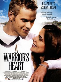 A Warrior's Heart - Christian Movie/Film on DVD. http://www.christianfilmdatabase.com/review/a-warriors-heart/