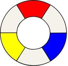 PerfectSweetColors: Primaire kleuren gebruiken
