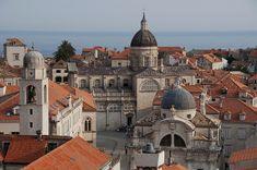 dubrovnik-croatia cathedral assumption