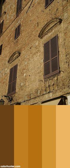 Siena+Color+Scheme