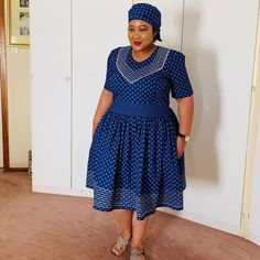 Sesotho Traditional Dresses, Pedi Traditional Attire, Traditional African Clothing, Seshweshwe Dresses, Ladies Day Dresses, Party Dresses, African Dresses For Kids, Latest African Fashion Dresses, Ankara Fashion