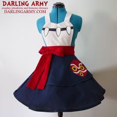 Princess Mononoke Pinafore