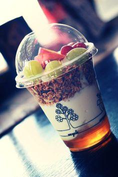 Beyond Retro Cafe - breakfast