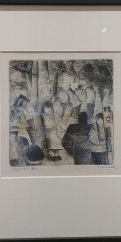 Eugeniusz Waniek Ulica, 1933 r