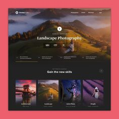 UI Design by Milan Chudoba Web Design Quotes, Web Ui Design, Page Design, Graphic Design, Web Layout, Layout Design, Travel Website Design, Design Sites, Web Mobile