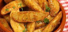 Fırında Yoğurt Soslu Patates Tarifi İçin Malzemeler