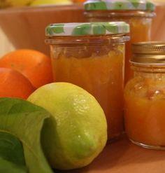 Marmellata di arance. Fatta in casa, naturalmente :)