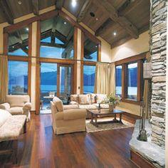 Blanket Bay Lodge