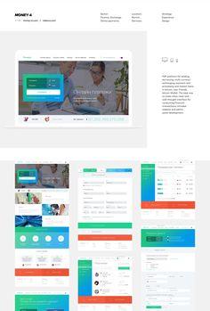 We Love Web on Behance Wacom Intuos, Adobe Xd, Interactive Design, Online Portfolio, Our Love, Finance, Web Design, Interaction Design, Design Web